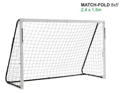 Quickplay Sport Fußballtor Match Fold 2,4 x 1,5 m