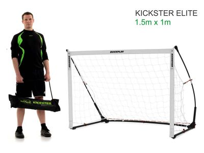 Quickplay Sport Kickster Elite Fußballtor 1 x 1,5m