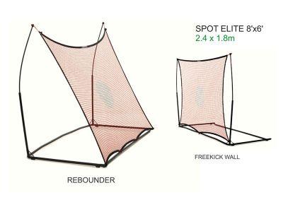 Quickplay Sport Spot Elite Rückprallwand 1,8 x 2,4 m