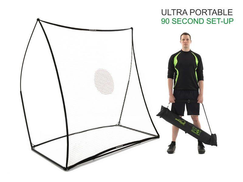 Quickplay Sport Spot Rebounder 2,1 x 2,1 m