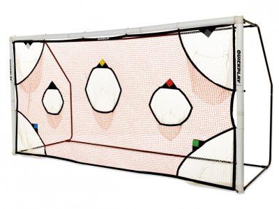 Quickplay Sport Trainingsnetz Ballprallwand 12 x 6