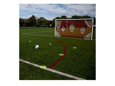 Quickplay Sport Trainingsnetz Ballprallwand 24 x 8