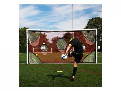 Quickplay Sport Trainingsnetz Ballprallwand 3 x 2