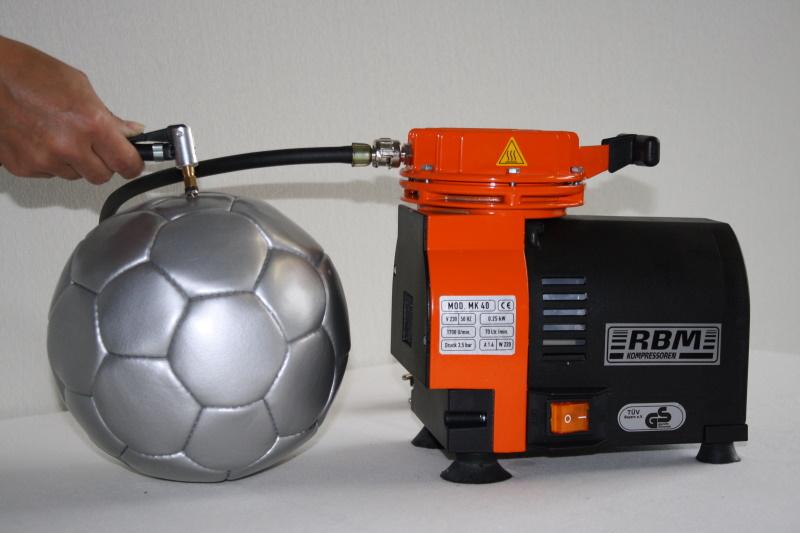 RBM Elektro Pumpe MK 40