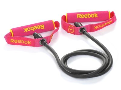Reebok Resistance Tube Level 1, magenta