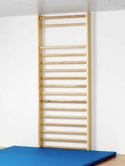 Roweco Einzelsprossenwand / 100 x 260 cm / 16 Sprossen