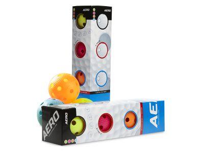 Salming Floorball Aero, 4 Stk
