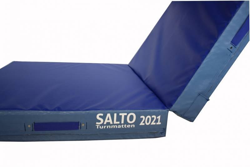 Salto Doppel-Weichbodenmatte RG 20 für den privaten Bereich