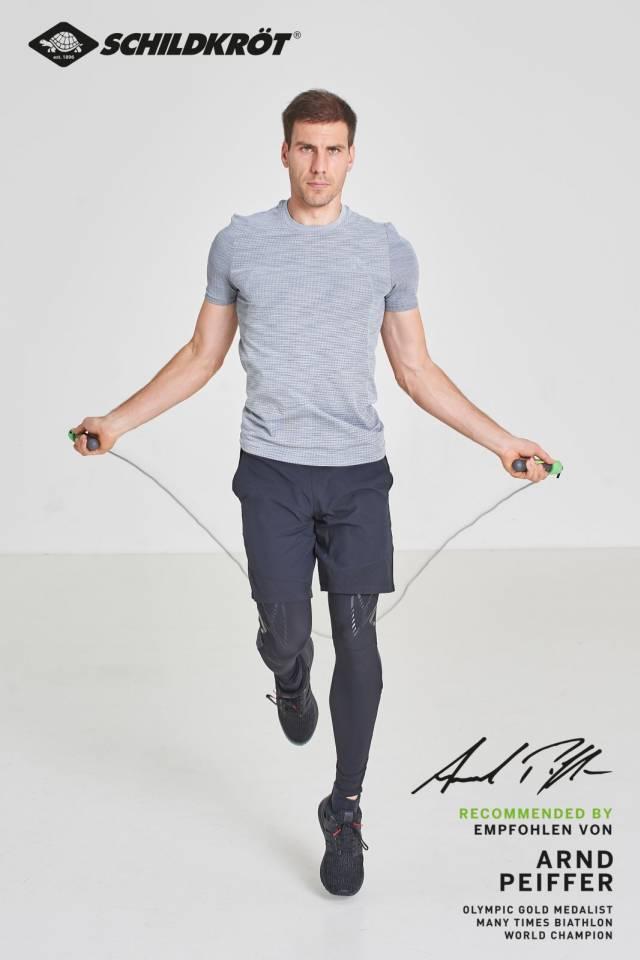 Schildkröt Springseil mit Zählfunktion (Jumping Rope)