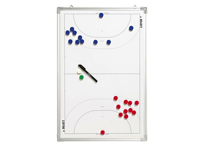 SELECT Taktiktafel Handball