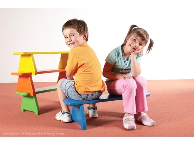 Sportgeräte Langer Kinder Sitzbänke