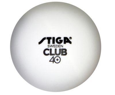 """STIGA Tischtennis-Bälle """"Club"""", 6er"""
