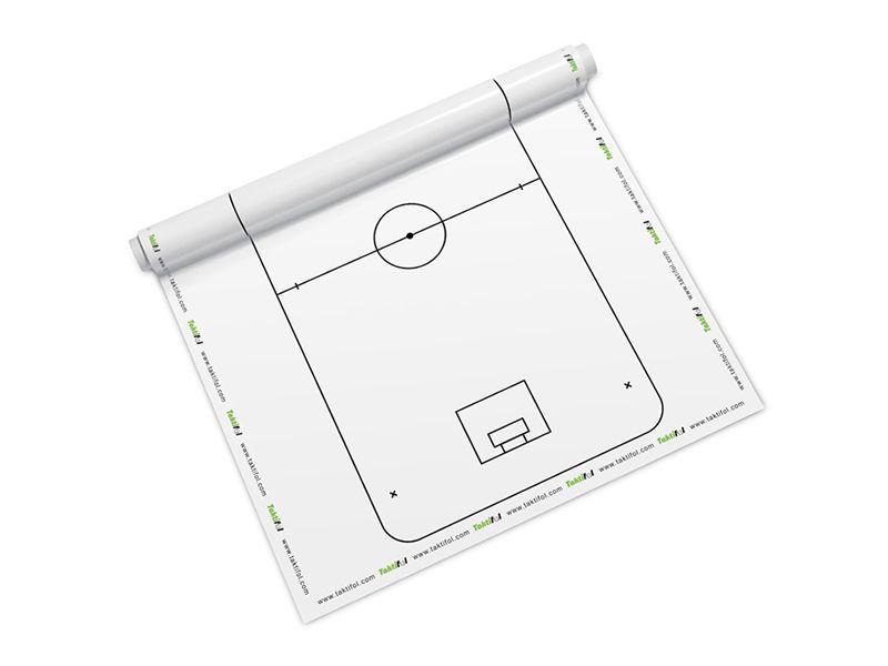 Taktifol selbsthaftende Folie - Floorball