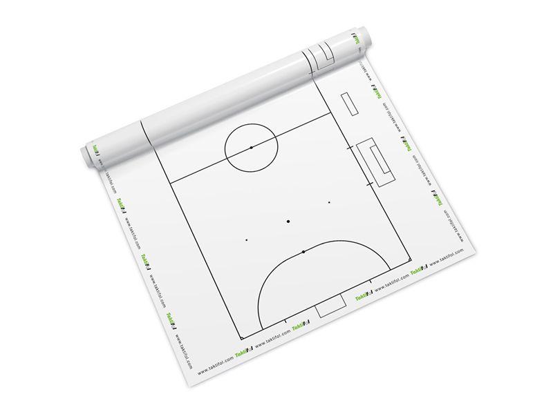 Taktifol selbsthaftende Folie - Futsal