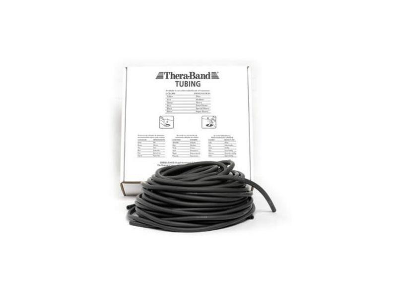 Thera-Band Bodytrainer Tubing schwarz (spezial stark), 30,50 m