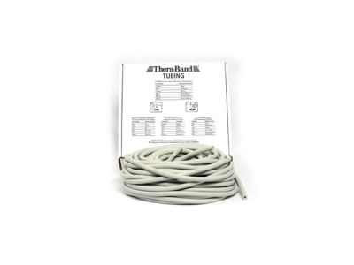 Thera-Band Bodytrainer Tubing silber (super stark), 30,50 m