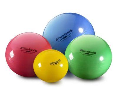 Thera-Band Gymnastikball gelb, 45 cm Durchmesser