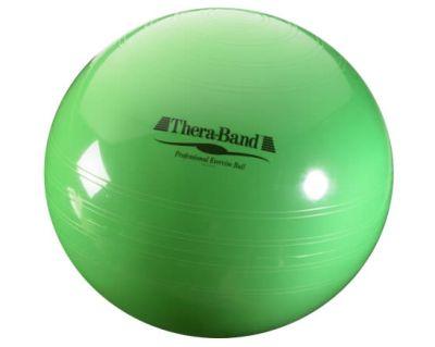 Thera-Band Gymnastikball grün, 65 cm Durchmesser