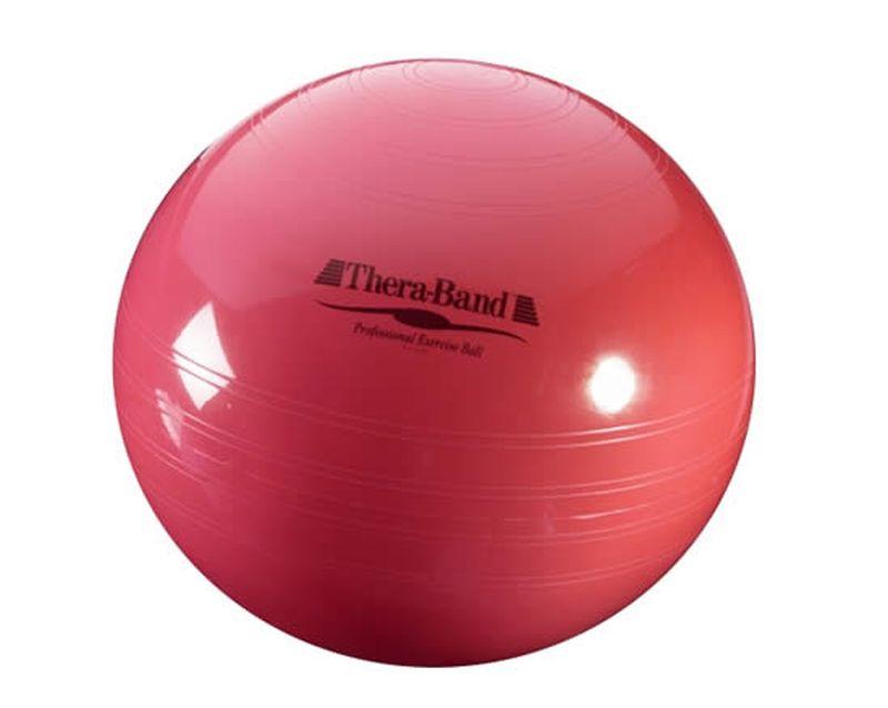 Thera-Band Gymnastikball rot, 55 cm Durchmesser