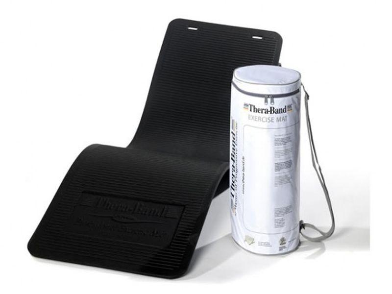 Thera-Band Gymnastikmatte - 60 x 190 x 1,5 cm in Reißverschlusstasche