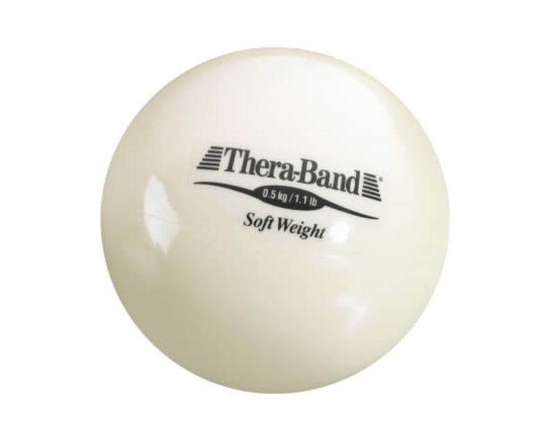 Thera-Band Soft Weights beige, 0,5 kg Ball