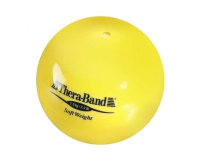 Thera-Band Soft Weights gelb, 1,0 kg Ball