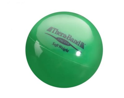 Thera-Band Soft Weights grün, 2,0 kg Ball