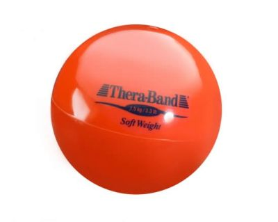 Thera-Band Soft Weights rot, 1,5 kg Ball