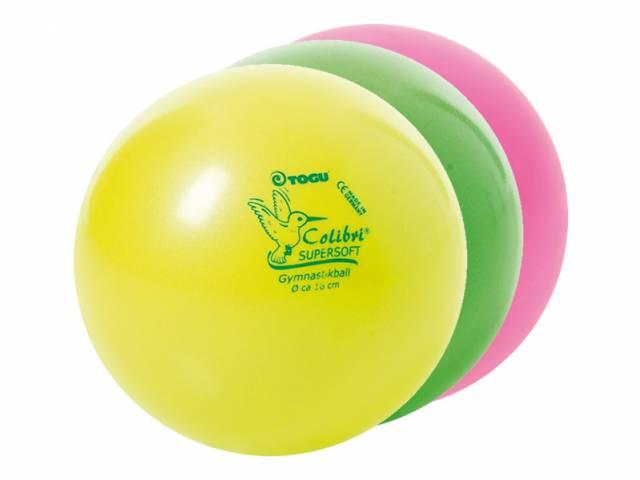 Togu Colibri Supersoft Gymnastikball