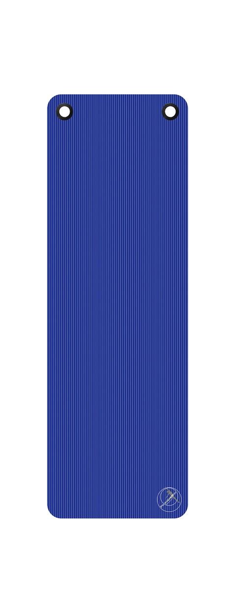Trendy Sport ProfiGymMat mit Ösen, blau