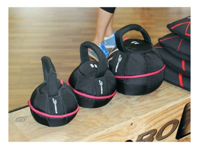 Variosports Gymbox Smashbell, befüllt