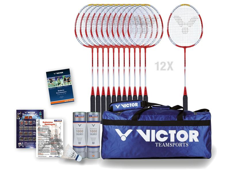 Victor Badminton Allround-Set