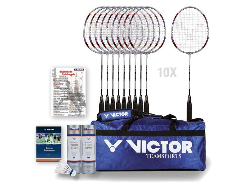 Victor Badminton Beginner-Set