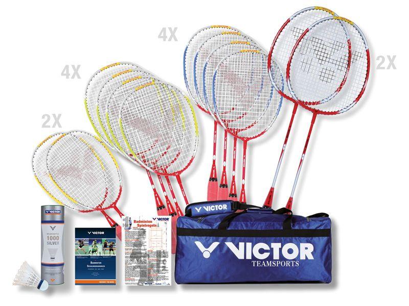 Victor Badminton Concept-Set