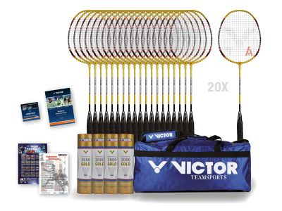 Victor Maxi Schulsport-Set